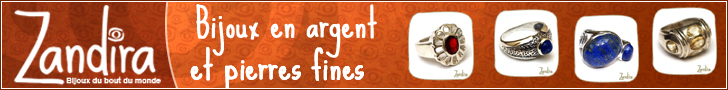 Boutique de vente de bijoux en argent